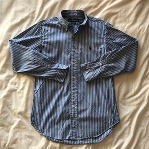 Ralph Lauren - Men's Classic Fit Dress Shirt